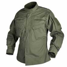 Куртка Helikon-Tex CPU PolyCotton olive green