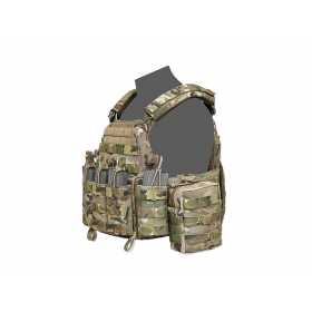 Малый утилитарный MOLLE-подсумок Warrior Assault Systems, цвет - MultiCam