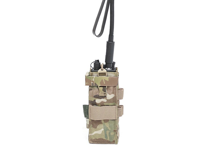 Подсумок для радиостанции MBITR Radio Gen 2 Warrior Assault Systems, цвет – MultiCam