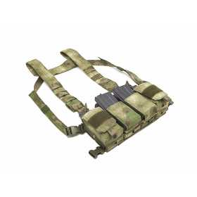 Разгрузочный жилет Pathfinder Chest Rig Warrior Assault Systems, цвет – A-TACS FG