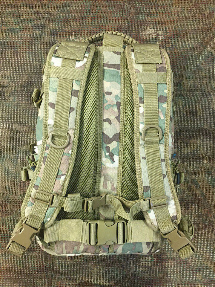 Рюкзак Tactical PRO Dragon Eye II 20л Cordura 500 Den multicam