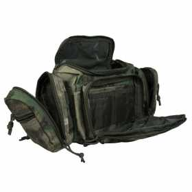 Сумка поясная Tactical PRO Messenger 5л 600 Den A-Tacs FG