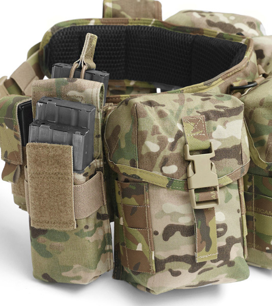 Тактический пояс Elite Ops Enhanced PLB Mk 4 Utility Combo Warrior Assault Systems, цвет – Multicam